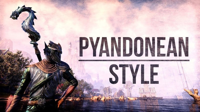 ESO Pyandonean Motif - Showcase of the Pyandonean Maomer Style in The Elder Scrolls Online
