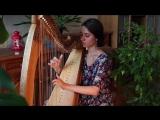 Yann Tiersen - Le Matin.Harp - Nastasya Kharchenko