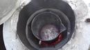 5. Печь для плавки алюминия. Первая плавка.