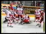 Молодежный чемпионат мира по хоккею 1986, Канада, финал, СССР-Канада, 4-1, 1 место