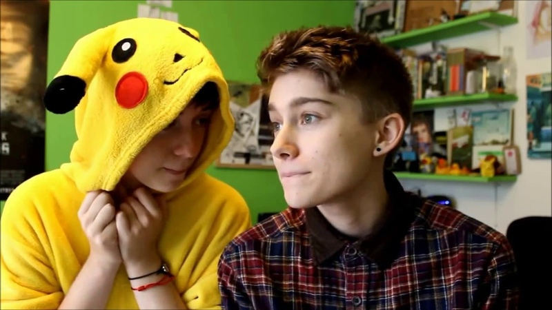 Alex Bertie Jake Edwards - Scars To Your Beautiful (Funny Moments)