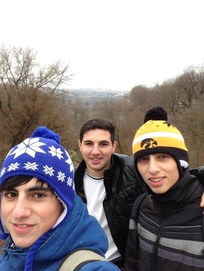 Арам Маргарян, 17 марта , Саратов, id65694134