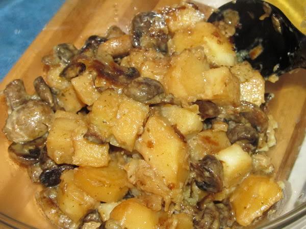 Рецепты с грибами в мультиварке с фото