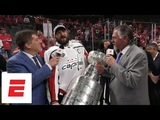 Alex Ovechkin after Capitals' Stanley Cup title Even I didn't expect it to be this special ESPN