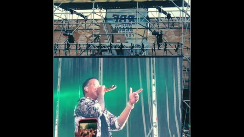 Daddy Yankee Reggaeton Beach Festival Barcelona