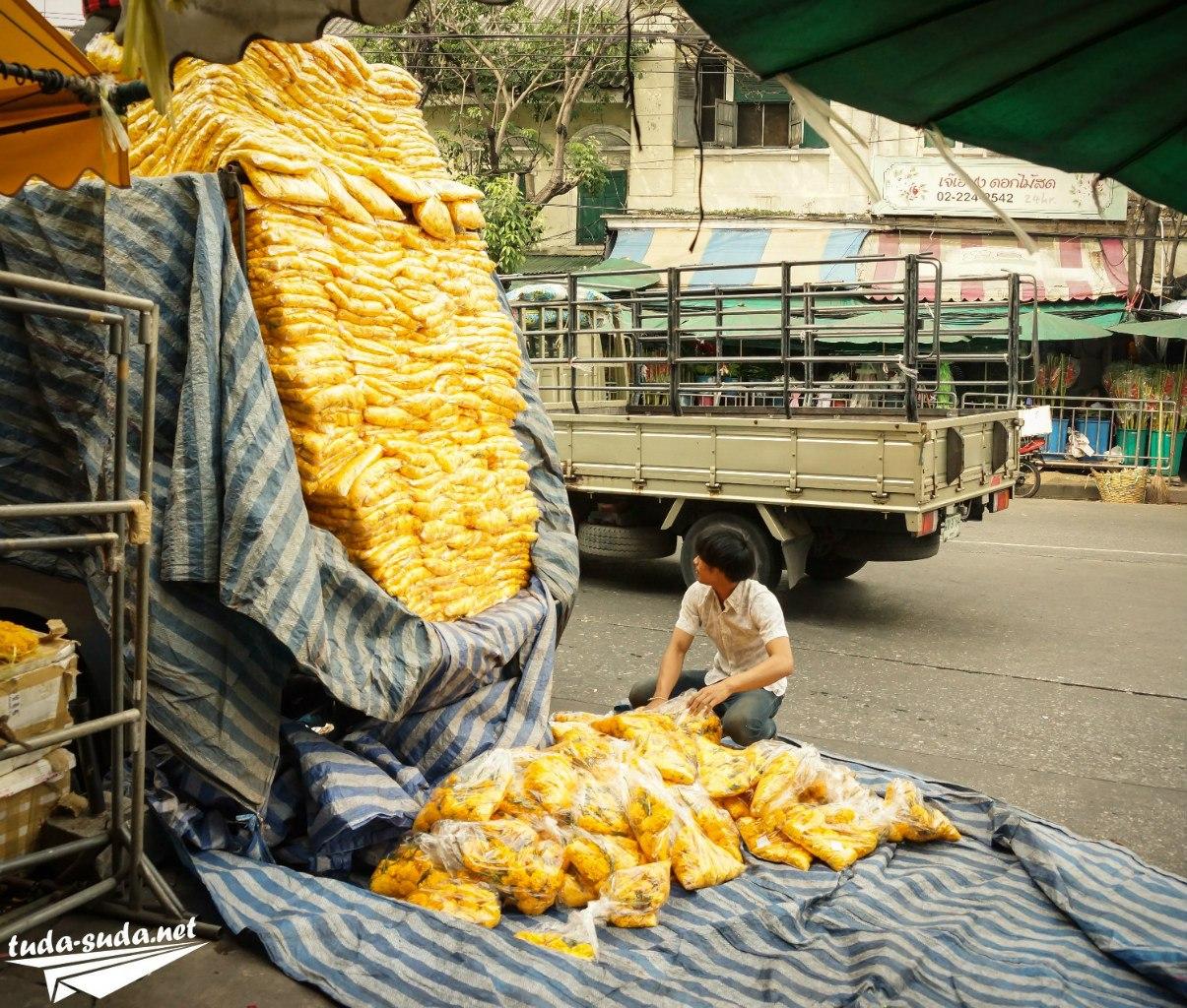 куда сходить в Бангкоке за 1 день