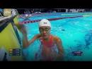 Liu Xiang breaks world record in womens 50m backstroke