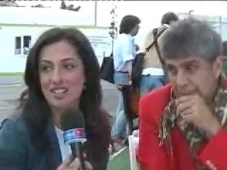 Interview with Meltem Cumbul und Korhan Abay (Host´s 2004)