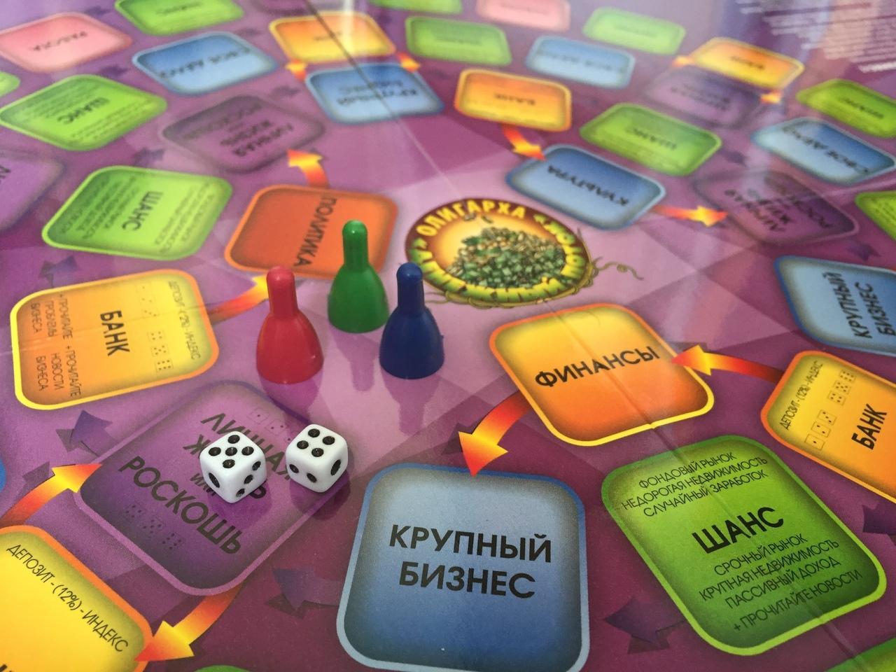 """Афиша Новосибирск Игра-тренинг """"Денежный поток олигарха"""""""