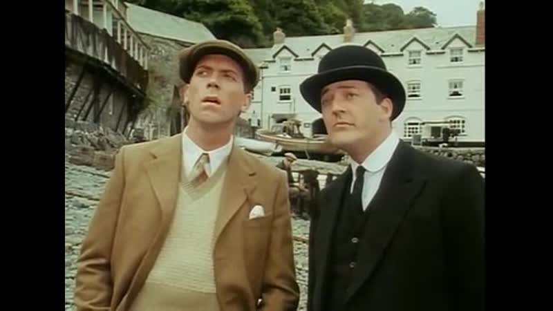 Дживс и Вустер / Jeeves and Wooster. s2e5.The.Mysterious.Stranger.