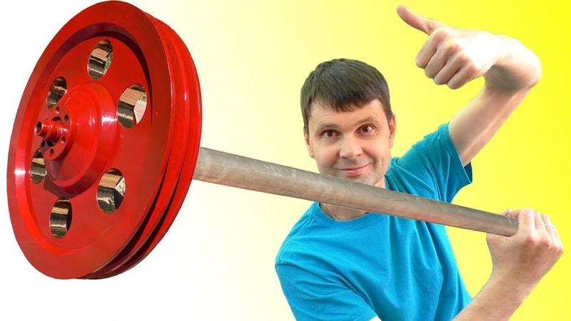 АНТИГРАВИТАЦИЯ ПОМОГИ! Гравилёт гироскоп 4000 об/мин.:) Anti-Gravity Wheel Игорь Белецкий