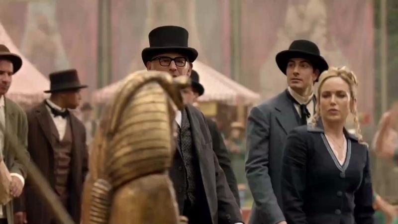 Легенды завтрашнего дня (3 сезон) — Русский трейлер (2017)