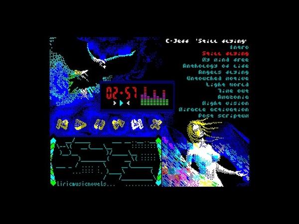 Still Flying (musicdisk) - C-Jeff/Green Bit Group/Brainwave [zx spectrum AY Music Demo]
