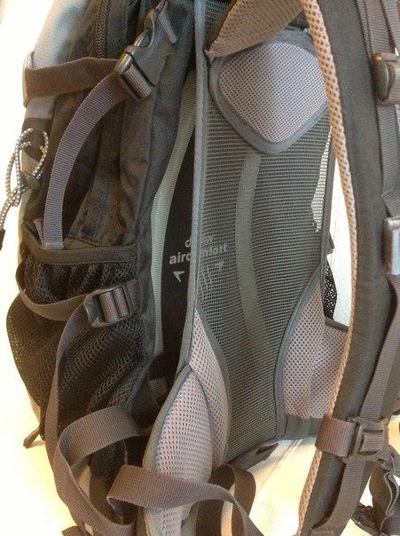 Рюкзак вентиляция рюкзак 40 литровый для рыбалки