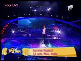 Serena Rigacci - Whitney Houston - I will always love you (2014)