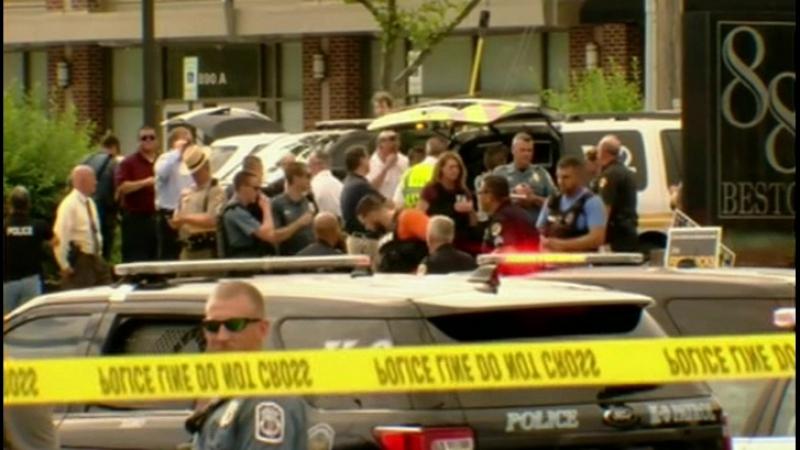 Полиция Мэриленда арестовала преступника, расстрелявшего журналистов