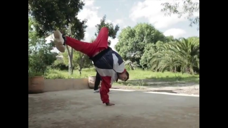 Bboy hongten x bboy wing Small session