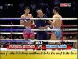 Yodkhunpon Sitmonchai vs Palangtip Nor Sripung 25th January 2013