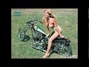 Saxon Motorcycle man
