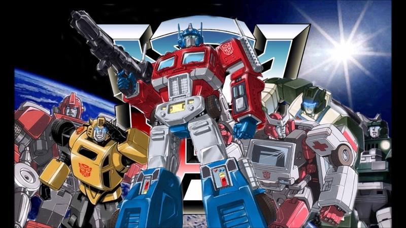 Transformers 80's Cartoon Opening Theme Hip Hop Remix