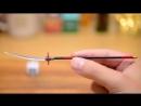 Еда из восточных-костей - Миниатюра mini-asmr, ASMR, toy, stopmotion animation