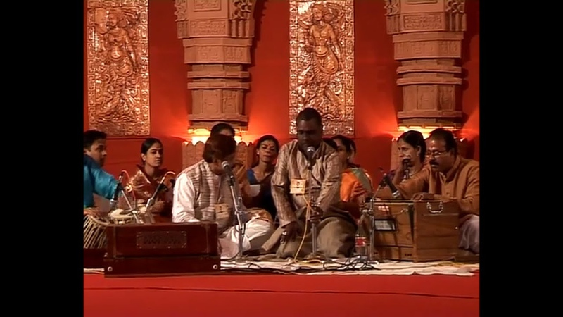 2005 1112 Evening Program At Diwali Puja Pune India