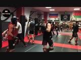 Тренировка Марата Балаева