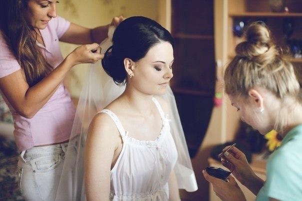 Фото невеста собирается фото 647-942