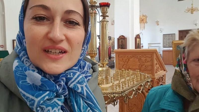 Пошли с бабушкой в Церковь. Москва, Северное Бутово