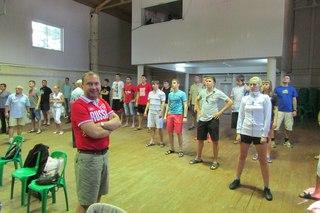 Арбитр В.Новгорода прошла подготовку летнем сборе FIBA-EVROPA 13