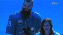 Brent Burns 1,000th Game Tribute
