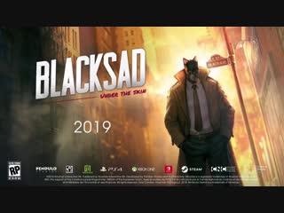Blacksad_ under the skin - teaser #1