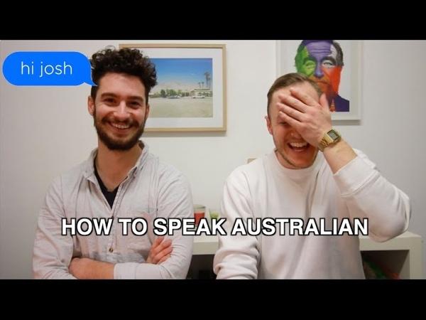 How to speak Australian : Abbreviate Everything » Freewka.com - Смотреть онлайн в хорощем качестве