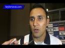 Keylor Navas se mostró satisfecho tras el amistoso ante Paraguay