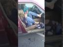 пьяная баба быдло за рулем после дтп