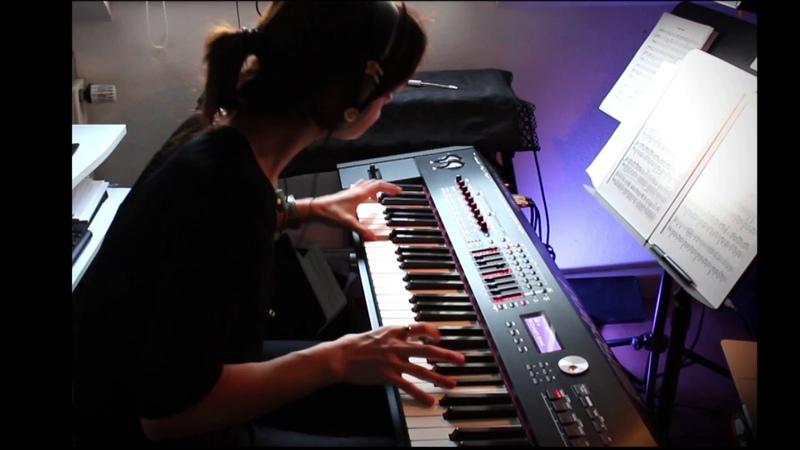 Rammstein - Deutschland Sonne-Outro - piano cover