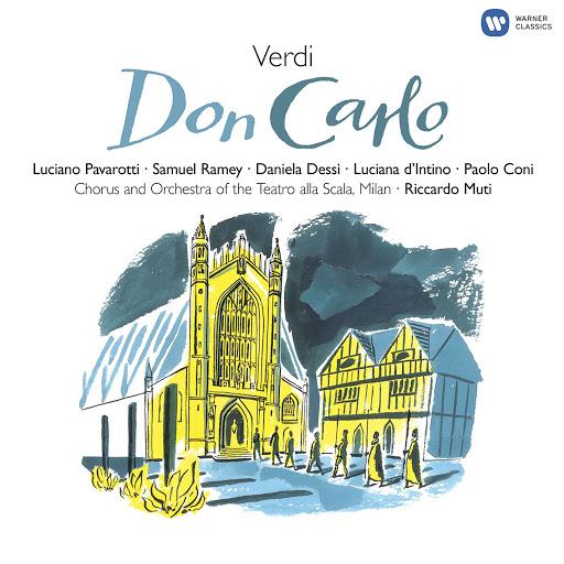 Luciano Pavarotti альбом Verdi: Don Carlo