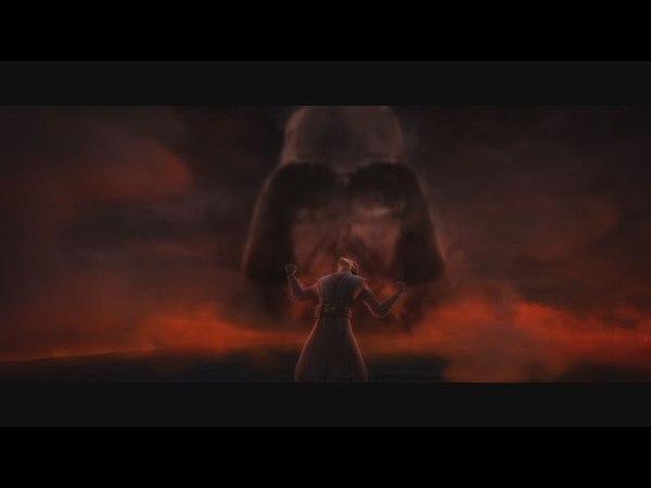 Star Wars: The Clone Wars - Anakin's vision of Future as Darth Vader [1080p]