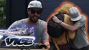 Giving Designer Sneakers to LA's Homeless