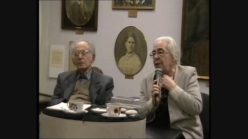 Апостолы часть 3 20.02.2009 Лекция Г.С. Померанца и З.А. Миркиной