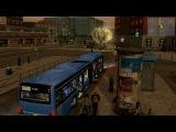 [City Bus Simulator - München] Linie 102 - Sonderfahrt Weihnachtsmarkt [Gameplay]