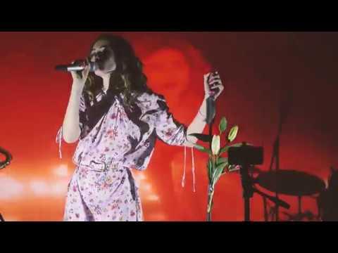ЛУНА Спящая красавица One Love Fest Севкабель 03 01 2019 Санкт Петербург