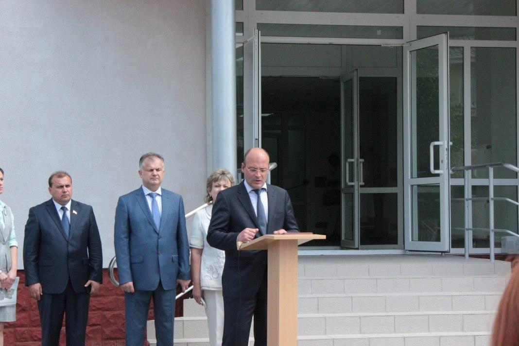 25 июня 2013 года в Ровно в Ровенском областном онкологическом диспансере проходило торжественное открытие нового линейного ускорителя Электа Синержи