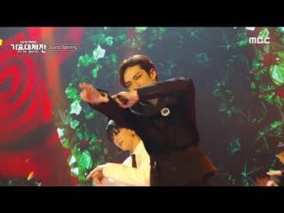 191231 Stray Kids - HISTORY OF K-POP 'Stray Kids X NCT DREAM'  Gayo Daejejeon