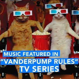 """Extreme Music альбом Music Featured in """"Vanderpump Rules"""" TV Series"""