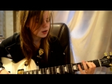 Pink Floyd - Hey you guitar and vocal cover by Anastasia Gurzo IT's JUST POWER, POWER AND THRILL! Attaboy!