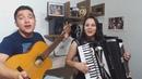 DESAFIO PRA VALER (com erros de gravação) - Augusto Camargo e Bruna Scopel