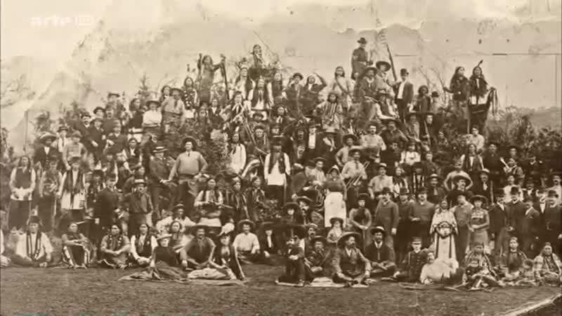 Buffalo Bill et la conquête de lEst - ARTE