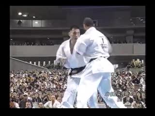 極真会館 第7回世界大会 決勝 (5_⁄5) (7th kyokushin karate world cup 1999 5_⁄5)