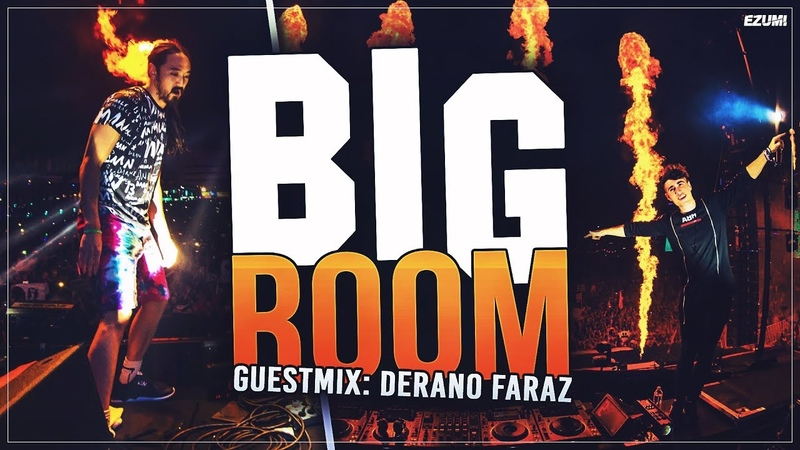 SICK Big Room House Mix October 2018 Guest Mix Derano Faraz